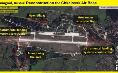 CNN: Rosja modernizuje instalacje wojskowe w Kaliningradzie