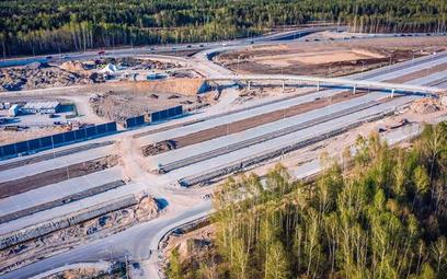 Na drogi i autostrady w 2021 r. GDDKiA ma do wydania rekordową kwotę ponad 19 mld zł