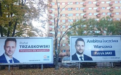 Wybory samorządowe: Kampanijne ostatki niewiele już zmienią