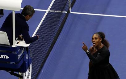 Serena Williams nazwała jednego z najbardziej znanych sędziów, Portugalczyka Carlosa Ramosa, kłamcą