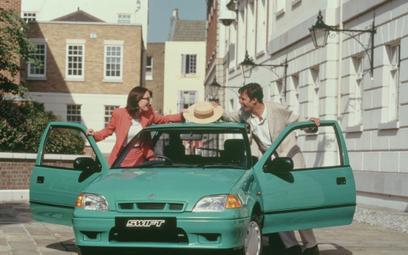 Historia Suzuki Swifta. Jak popularny mieszczuch zmieniał się przez dekady?
