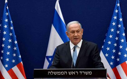 Netanjahu zgodził się na sprzedaż myśliwców F-35 Emiratom?