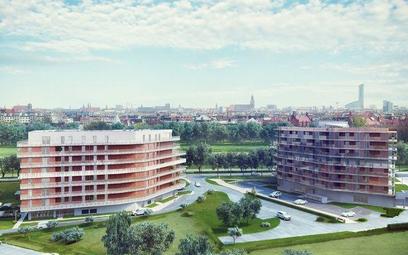 Stara Odra Residence - inwestycja spółki Atal we Wrocławiu