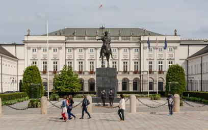 Część inwestycji zaplanowano w Pałacu Prezydenckim. M.in. kosztowny remont e