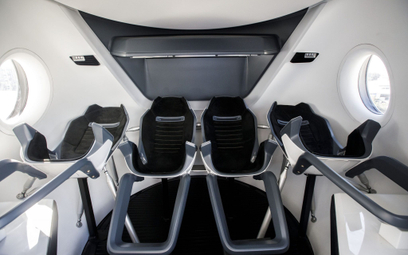 Dwa miejsca w kapsule Crew Dragon czekają na astronautów