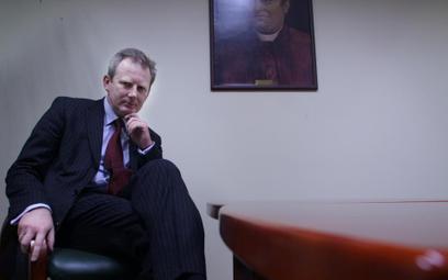 Wojciech Kwaśniak, były wiceprzewodniczący KNF