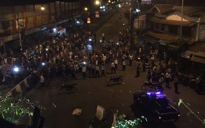 Wybuchy w Dżakarcie. Są zabici i ranni