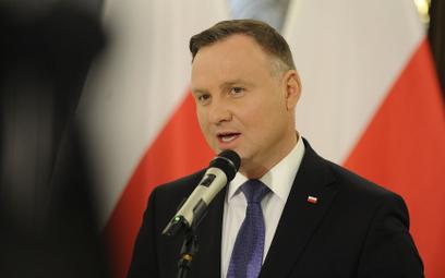 Andrzej Duda: Przyjąłbym każdą dostępną szczepionkę
