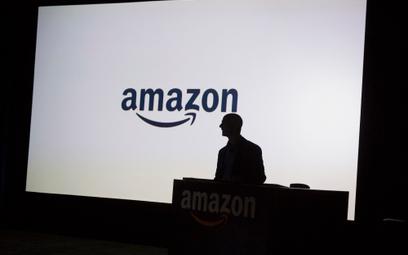 Prezes Amazona Jeff Bezos