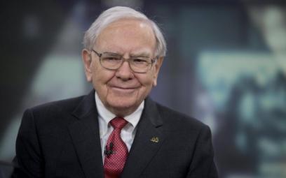 Warren Buffett, kontrolujący wehikuł finansowy Berkshire Hathaway, jest już drugi w rankingu bogaczy