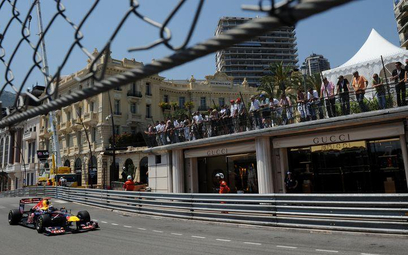 Fernando Alonso najszybszy na treningu