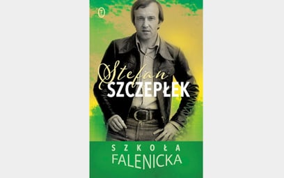 """""""Szkoła falenicka"""" - nowa książka Stefana Szczepłka"""