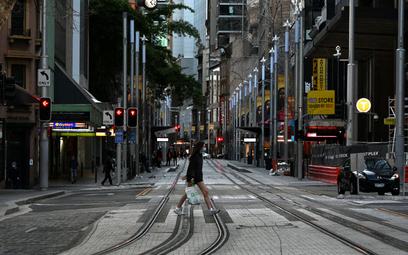 Gospodarka Australii zwolniła