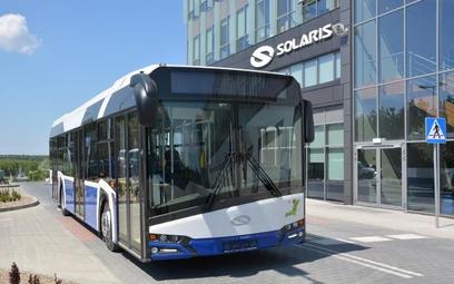Do Krakowa trafiło 60 ekologicznych autobusów solarisów Urbino 12