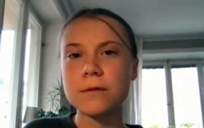 Greta Thunberg: rządowe dotacje dla paliw kopalnych to hańba