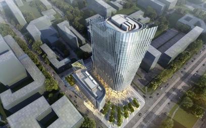 Mennica Legacy Tower –inwestycja biurowa w Warszawie