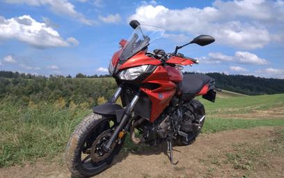 Motocykle z zadyszką