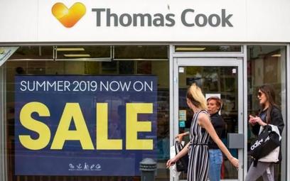 Chińczycy o krok  od przejęcia Thomasa Cooka