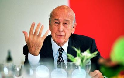 Valery Giscard d'Estaing, zdjęcie z 2003 r.