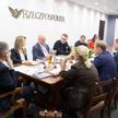 """Obrady kapituły konkursu """"Orzeł Innowacji - Start-up""""."""