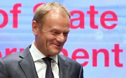 """Z czego Donald Tusk śmiał się w Nowym Jorku z Andrzejem Dudą? """"Rozmowa prywatna"""""""