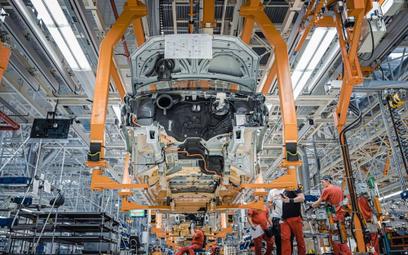 Volkswagen we Wrześni od jutra wstrzymuje produkcję