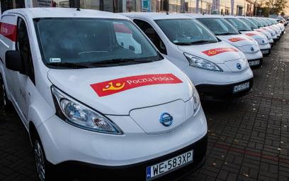 Poczta Polska przejechała 150 tys. elektrykami