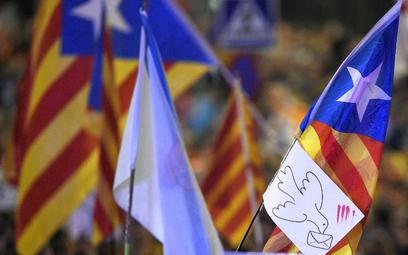 Katalończycy okupują szkoły