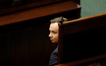 Prezydent Andrzej Duda decyzję o starcie w wyborach ogłosi w styczniu lub w lutym