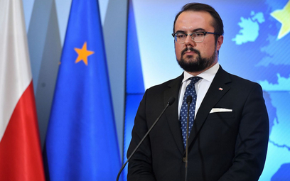 Jabłoński: Lex-TVN nie jest esencją relacji Polska-USA