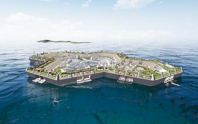 Monako na Karaibach: powstaje sztuczna wyspa dla miliarderów