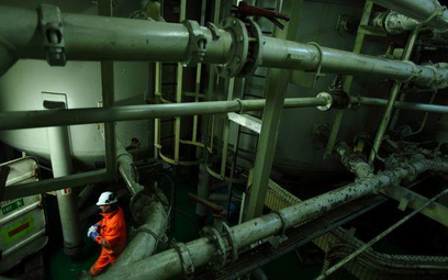Ropa w kawernach solnych za 3 lata
