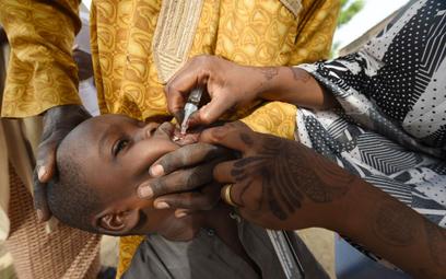 Afryka kontynentem wolnym od polio