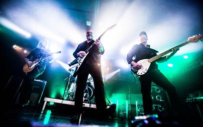 Wishbone Ash na koncercie w Proximie