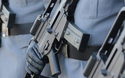 Karabinów Heckler-Koch używa między innymi Bundeswehra