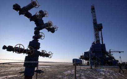 Pieniądze jadą za ropą