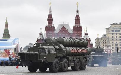 Rosyjski system rakietowy typu ziemia-powietrze