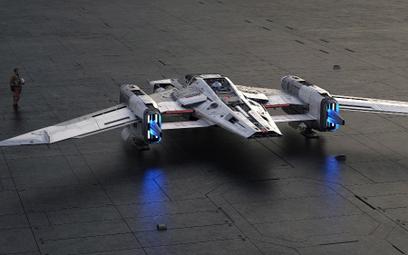 """Porsche stworzyło statek kosmiczny dla """"Gwiezdnych Wojen"""""""