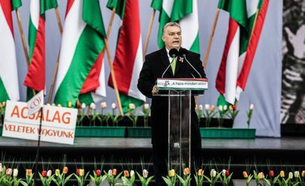 Premier Węgier Victor Orban