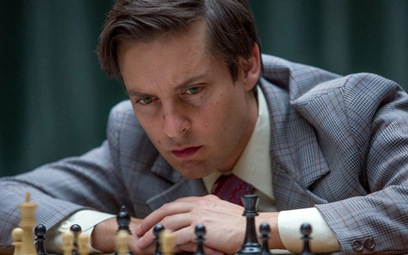 Tobey Maguire w filmie Pionek