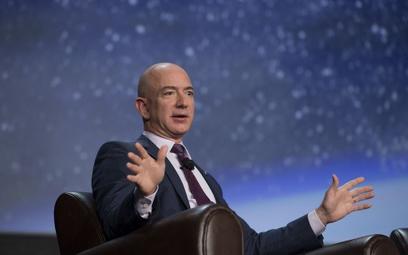 Mizerna pensja Jeffa Bezosa, a i tak jest najbogatszy na świecie