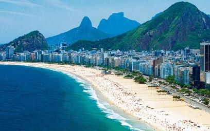 """Brazylijskie ośrodki """"z wyższej półki"""" cieszyły się w grudniu i styczniu 70-procentowym obłożeniem"""