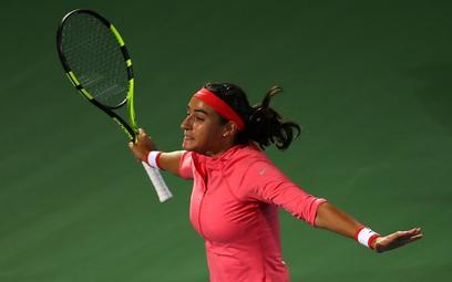 Tureniej WTA w Dausze: Carla Suarez Navarro w półfinale