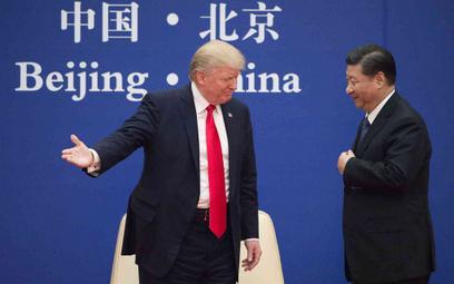 Trump znów grozi zerwaniem więzi handlowych z Chinami