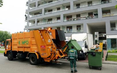 Wywóz śmieci w Warszawie