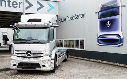 Rusza produkcja elektrycznych ciężarówek