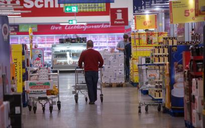 Niespodziewany wzrost inflacji w Niemczech