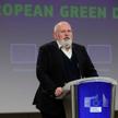 Frans Timmermans, wiceprzewodniczący wykonawczy Komisji Europejskiej ds. Zielonego Ładu