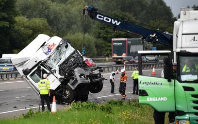 Polski kierowca prowadził bez licencji