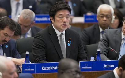 Japoński minister: Współpraca Chin i Rosji to zagrożenie
